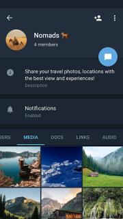 Telegram X screenshot 5