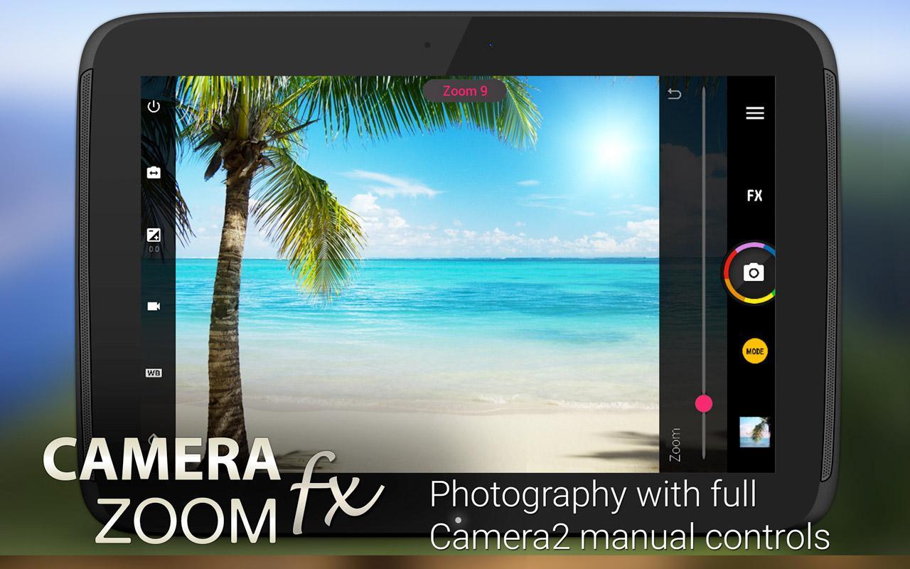 camera zoom fx 3.5.0 apk
