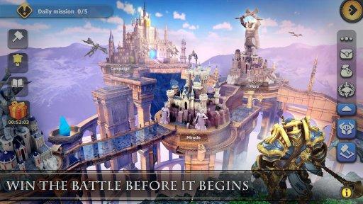 Trials of Heroes: Idle RPG screenshot 1