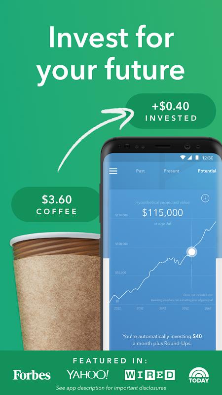 Acorns - Invest Spare Change screenshot 1