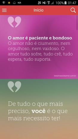 Belas Frases De Amor 210 Descargar Apk Para Android Aptoide
