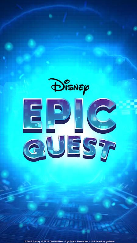 Disney Epic Quest screenshot 1