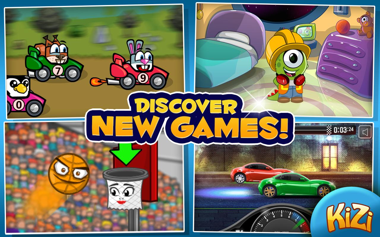 Kizi - Cool Fun Games screenshot 2