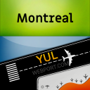 Montreal-Trudeau Airport (YUL) Info + Tracker