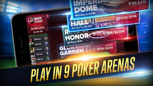Poker Friends - Texas Holdem screenshot 2