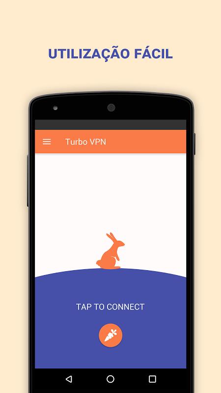 Turbo VPN – Unlimited Free VPN & Fast Security VPN screenshot 2