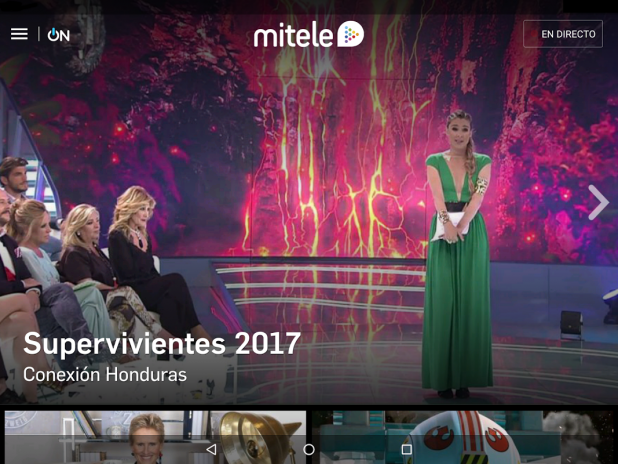 Mitele - TV a la carta 3.3.9 Descargar APK para Android - Aptoide