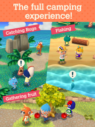 Animal Crossing Pocket Camp screenshot 8