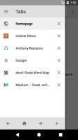Lightning Browser Plus - Web Browser Screen