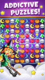 Witch Puzzle - New Match 3 Game screenshot 4