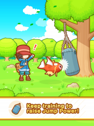 Pokémon: Magikarp Jump screenshot 6