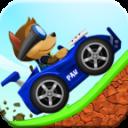 paw patrol racing car