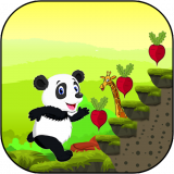 Jungle Panda Run Icon