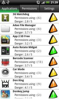 PermissionDog screenshot 1