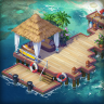 Tropical Forest - Adventure Match 3 Puzzle Game Icon