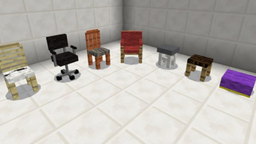 Furniture Mod For Minecraft Pe 1 6 Laden Sie Apk Fur Android