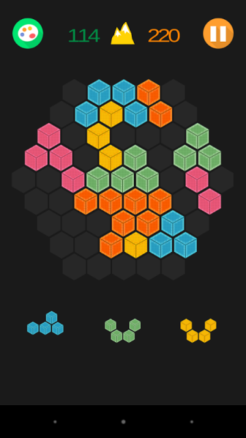 Block Puzzle Magic Hexagon | Download APK for Android ...