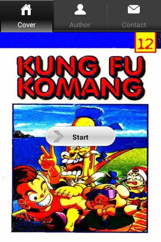 komik kungfu komang volume 5