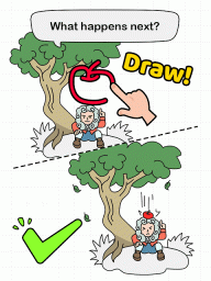 Brain Draw - Are you smart enough? screenshot 9