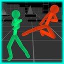 Stickman Fighting: Neon Warriors