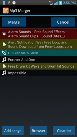 Mp3 Cut & Merge Ringtone Maker 1 018 Download APK for
