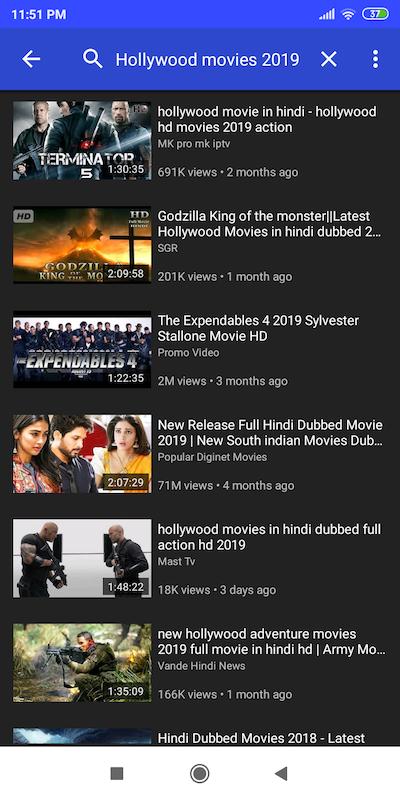 Watch Free Movies & TV Shows screenshot 4