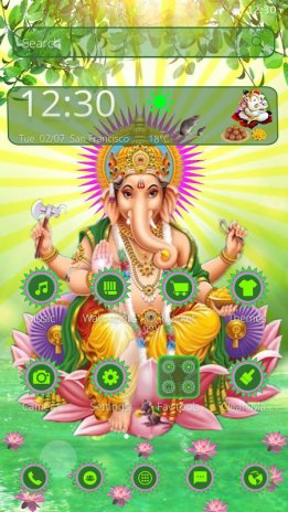 Free Lord Ganesha Mobile Theme 112 Download Apk For Android Aptoide