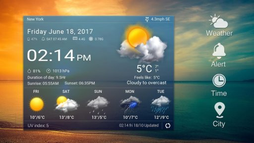 news weather and updates daily screenshot 6