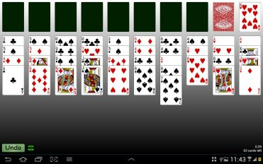 Solitaire Cards Pack 1