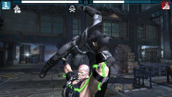 Batman Arkham Origins Screenshot