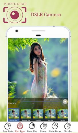 DSLR Blur Camera : Blur Background : HDR Camera1 0 tải APK
