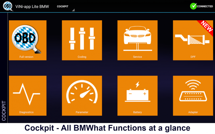 carly for bmw на русском