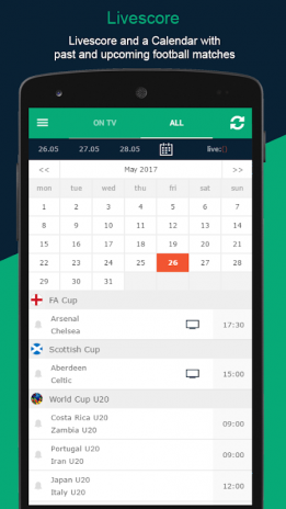 Football On Tv And Livescore 818 Download Apk For Android