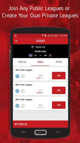 Dream11 Sports (Free Leagues) 3 1 2 Download APK for Android - Aptoide