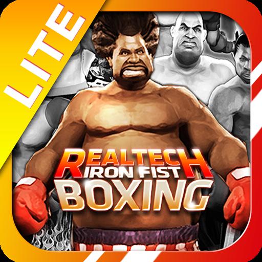 Iron Fist Boxing Lite : The Original MMA Game