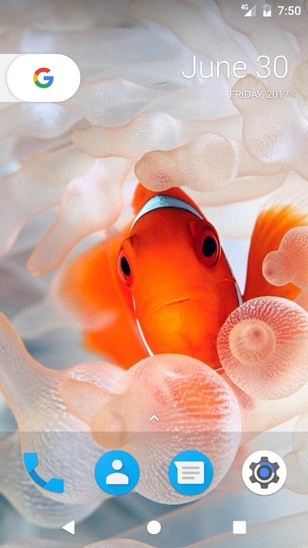 clownfish pour android