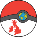 UK & Ireland Map for Pokemon Go