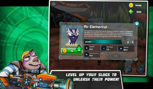 Slugterra: Slug it Out 2 screenshot 17
