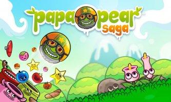 Papa Pear Saga Screen