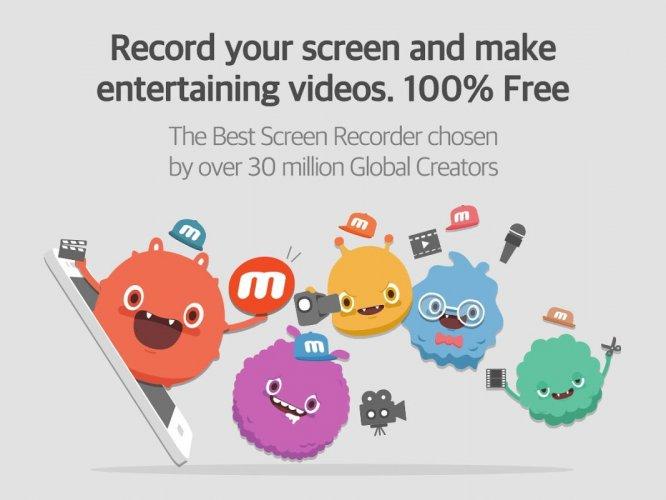 Mobizen Screen Recorder - Record, Capture, Edit screenshot 2