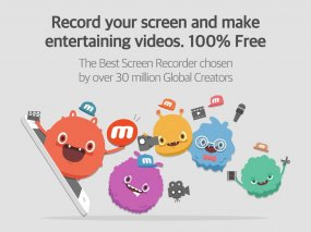 Mobizen Screen Recorder Screenshot
