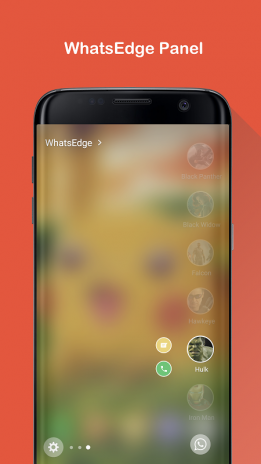 Edge Panel for WhatsApp 1 0 1 Download APK for Android - Aptoide