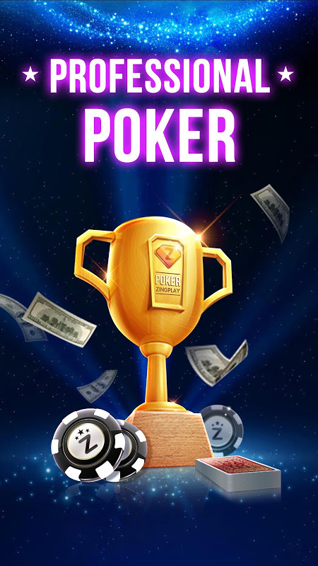 Poker - ZingPlay screenshot 1
