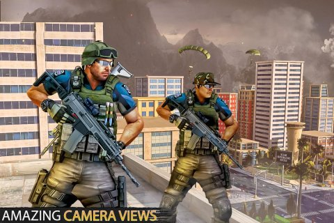 Ultimate Sniper Assassin Kill Shooter screenshot 5