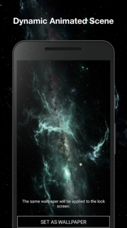 Universe Live Wallpaper Pro Screenshot 5