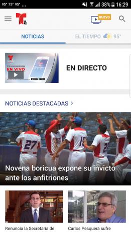 Telemundo Puerto Rico 6 0 1 Télécharger l'APK pour Android