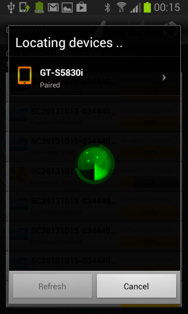 Transfer Files Via Bluetooth   Download APK for Android ...
