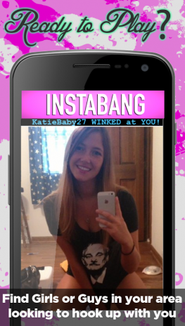 instabang android app