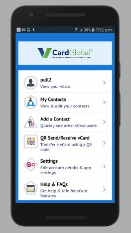 Vcard global business card 270 download apk for android aptoide vcard global business card screenshot 1 vcard global business card screenshot 2 reheart Images