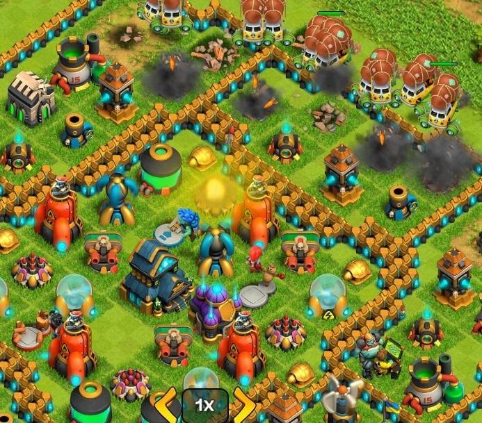 Battle of Zombies: Clans War screenshot 2